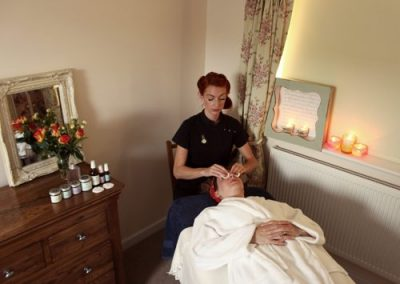 Rose Facial Spa Treatment